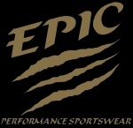 epic logo black